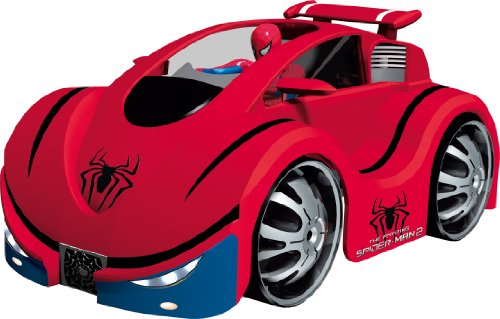 Coche de Spiderman