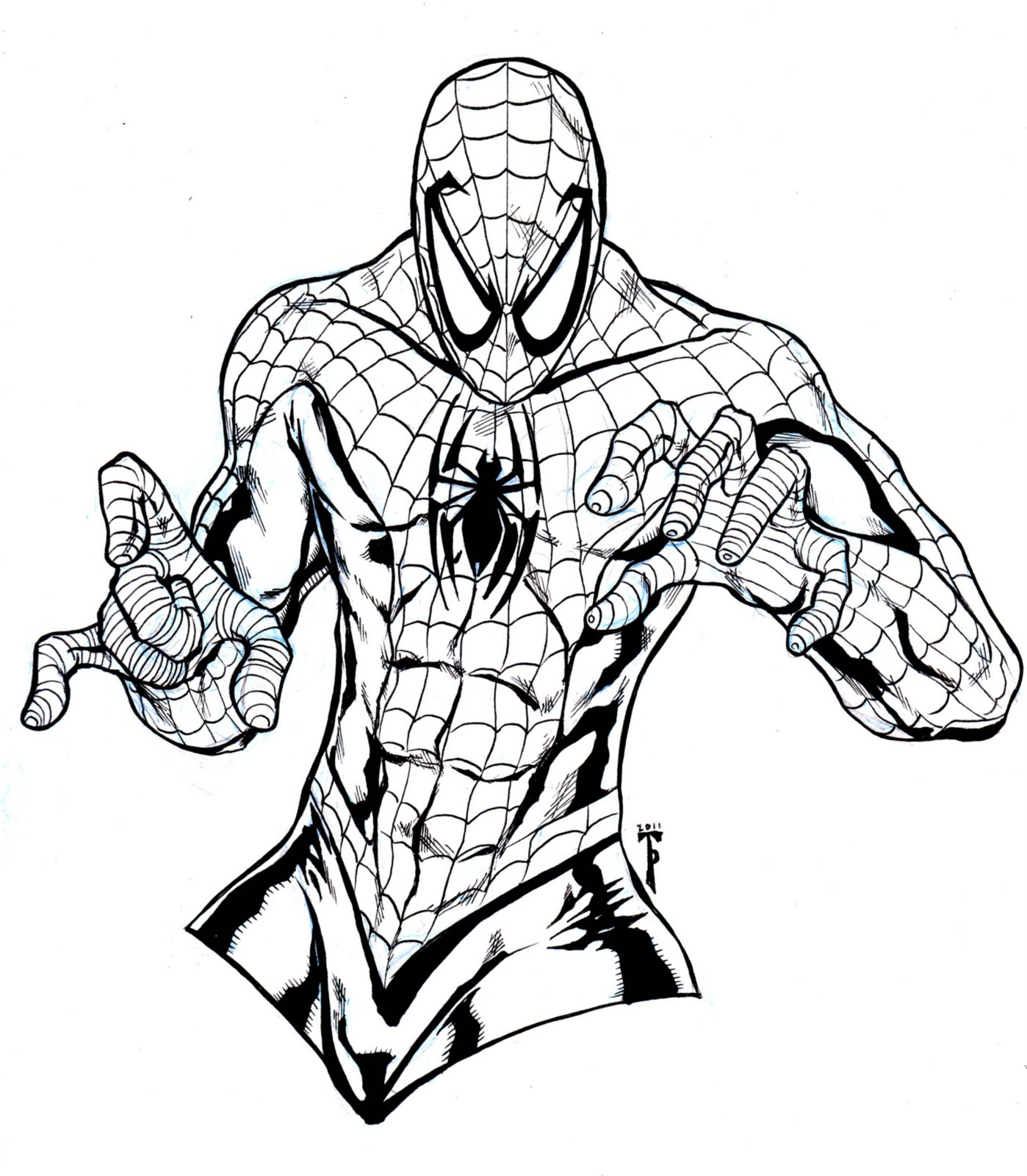 Spiderman-colorear-27