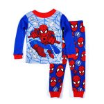 Pijamas de Spiderman